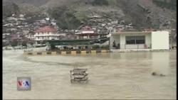 Ulet niveli i përmbytjeve në jug të Shqipërisë
