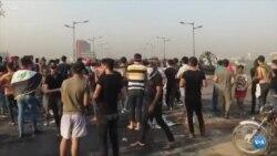Manifestações no Iraque já vão em quatro dias