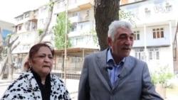"""Evi sökülən vətəndaş: """"Mən haqqımı tələb edirəm"""""""
