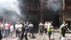 String of Fires in Egypt Kills, Injures and Destroys