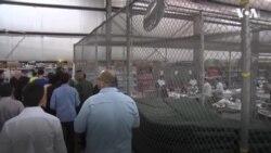 Прикордонні ізолятори із сотнями дітей. Відео