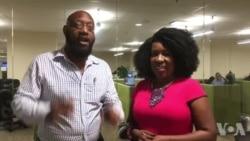 Marvelous Mhlanga-Nyahuye of VOA Studio 7 Nominated For Zim Achievers Award for Media