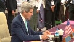 ၀န္ႀကီး Kerry ရဲ႕ ျမန္မာျပည္ခရီး