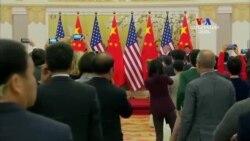 Վաշինգտոնն ու Պեկինը քննարկում են Կորեական ճգնաժամն ու առևտրային հարաբերությունները