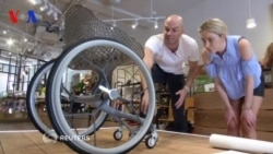 3-D-printed Wheelchair Customized to Body Weight and Shape