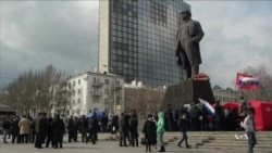 Donetsk, Ukraine Locals Divided Between Soviet Past, Eurocentric Future