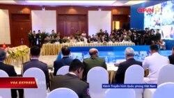 VN-ASEAN cam kết duy trì an ninh Biển Đông