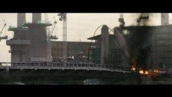 Estreno de cine: Londres bajo fuego