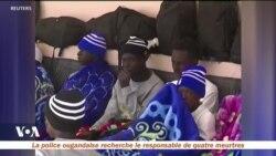 Naufrage le long des côtes mauritaniennes