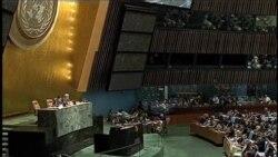 敘利亞戰事不已 聯大譴責敘政府