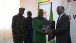Rais Magufuli achukuwa fomu kugombea nafasi ya urais 2020