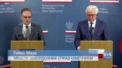 Польща сподівається, що США переведуть техніку ближче до східних кордонів ЄС. Відео