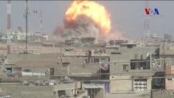 IŞİD Musul'da Sıkıştı
