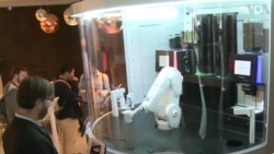หุ่นยนต์ 'บาริสต้า' ชงกาแฟที่ ซาน ฟรานซิสโก