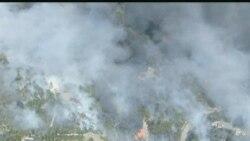 В результате лесных пожаров в Колорадо сгорели 60 домов
