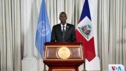 Haiti Djamana Kuntigiw Ka Fagaliw