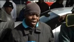 South African Taxi Driver Demand Regulation of Uber Drivers