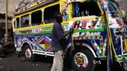 Senegal to Park Colorful 'Cars Rapides' Permanently