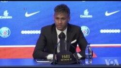 Neymar au PSG (vidéo)