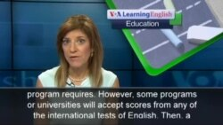 TOEFL or IELTS? Comparing English Tests