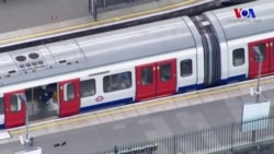 Londra'da Metro İstasyonunda Patlama