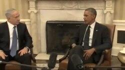 پرزیدنت اوباما هنگام دیدار نتانیاهو از واشنگتن با وی دیدار نخواهد کرد