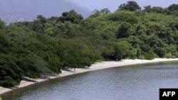 Fotografía de una de las playas que rodean la Isla Venado, en el Pacífico costarricense. [Foto: Archivo]