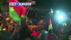 VOA 60 Afrique du 1er décembre 2015