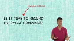 Everyday Grammar: Adjectival Infinitives - Time, Place, Way