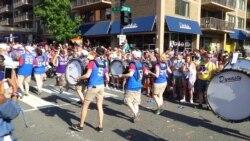 ЛГБТ-парад у Вашингтоні, 10 червня 2017 року