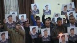 اصرار امان بر تضمین سلامت خلبان اردنی توسط داعش