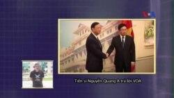 Truyền hình vệ tinh VOA Asia 13/1/2015