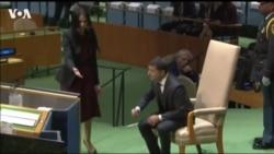 Речь президента Зеленского на Генассамблее ООН