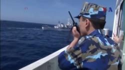Việt Nam nhận tàu của Nhật giữa căng thẳng Biển Đông