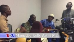 Mamadou Kelly, Kelly Group Artist Malien