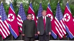 特朗普總統稱很快將與金正恩再次會面 (粵語)