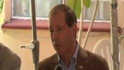 美國議員訪問古巴 支持對古巴解除禁運