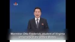 North Korea US Student