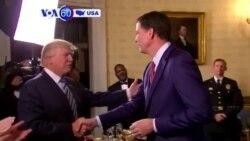 Manchetes Americanas 1 de Junho 2017: Câmara dos Serviços Secretos aprovou depoimento de James Comey