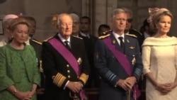 比利時國王讓位其子