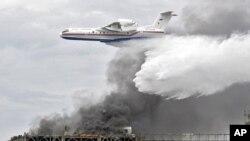 지난 2004년 6월 러시아와 나토(NATO)가 칼리닌그라드 근방 발트해에서 테러 대응을 위한 연합 훈련을 했다.