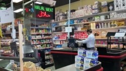 Stok Kebutuhan Ramadan di Toko-Toko Halal di AS