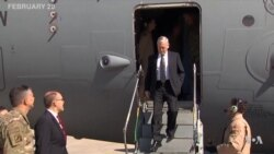 Defense Secretary Mattis Heads to Middle East, Africa