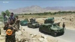 افغان سیکیورٹی فورسز کی صلاحیتوں پر سوالیہ نشان
