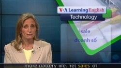 Anh ngữ đặc biệt: Ultra Thin Laptops (VOA)