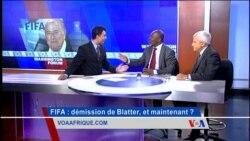 Washington Forum du jeudi 4 juin 2015 : Fifa, l'après-démission de Blatter?