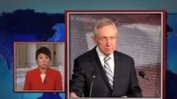 VOA连线: 国会展开预算辩论 奥巴马医保成焦点