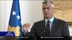 Presidenti Thaçi fillon këshillimet me partitë mbi zhvillimet politike në Kosovë