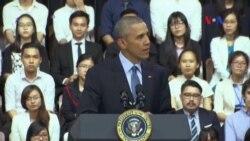 Tổng thống Obama ca ngợi giới trẻ Việt Nam