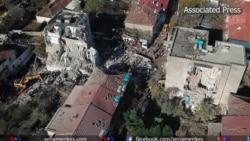 Pasojat e termetit në Shqipëri